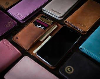 iPhone 8 plus case, Leather iPhone 8 case, iPhone 8 plus wallet case, iPhone 8 wallet case, iPhone 8 wallet, iPhone 8 plus case leather