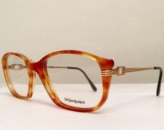FLASHSALE50% Vintage YSL 80's Eyeglasses Tithon Frames