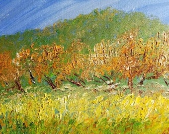 Autumn in the Orchard