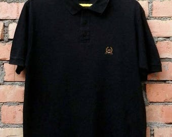 OFF 15% Rare!!! Christian Dior Collar Shirt Medium Size