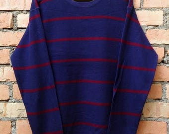 Rare!!! Polo By Ralph Lauren Knitwear Pullover Medium Size