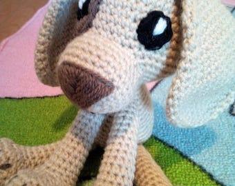 smart dog crochet
