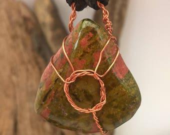 Gemstone Quidditch Necklace