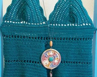 Crochet Tube Top
