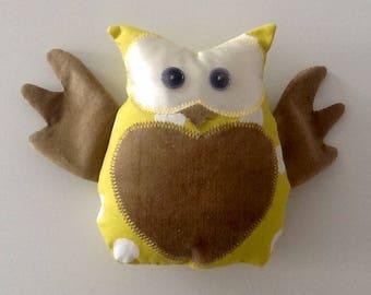 Cuddly OWL plush
