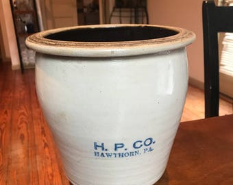 Antique Crock Etsy