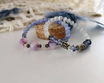 Duo of bracelets