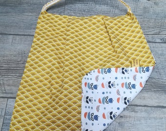 Elastic towel for children / spices and cumin