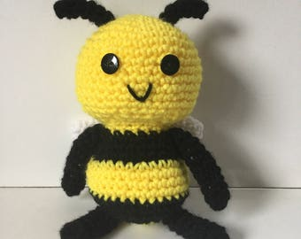 Small Bumble Bee