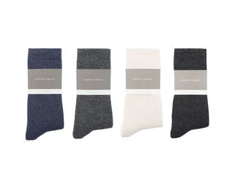Baby Alpaca Socks, Fair Trade, Incredibly Cozy, Warm, and Breathable-Best Alpaca Socks Ever! The Perfect Gift! Buy Now While Supplies Last!