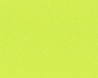 MICHAEL MILLER fabric SC5333-LIMD-D : Cotton couture lime / By 25 cm