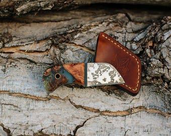 Custom Knife - Pocket Knife - EDC