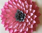 Large Paper Pink Dahlia,P...