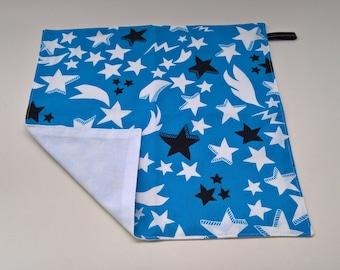 child's napkin double sided