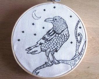 Animal Totem - Corbeau