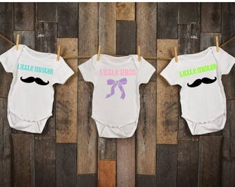 Triplet clothing etsy triplet bodysuits triplet onesies triplet outfits mom of triplets funny triplet negle Images