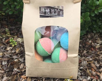 SALE! 15 Mini Bath Bombs