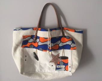 Tote bag size M