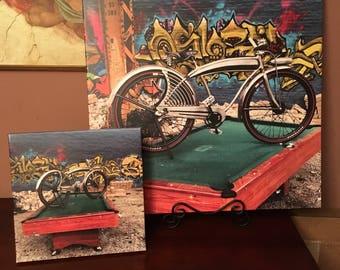 Billards and Bikes