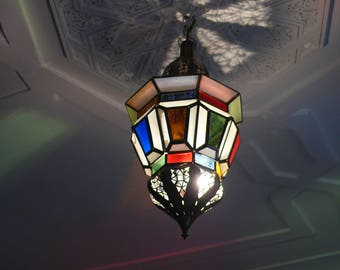 Oriental Lamp Morocco to hang