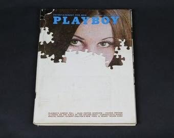 70's Playboy Magazine September 1971