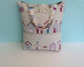 Beach Huts Beach Bag beach Huts Tote Bag