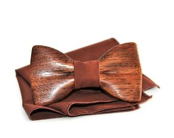 Groomsmen wooden bow tie. New wedding trend 2018. Wedding wood bow tie. Special price. Gift for wedding.