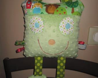 musical Plush Pillow