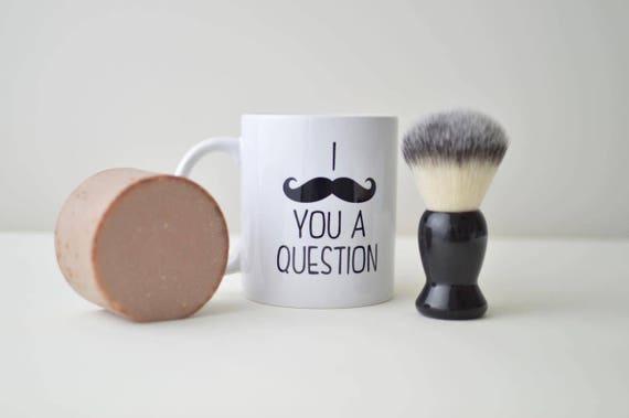 Shave Soap Mug Set