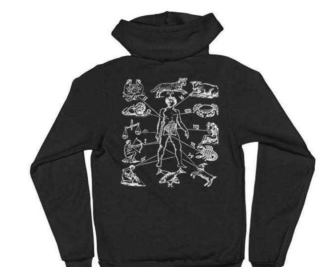 Zodiac Dissection Hoodie