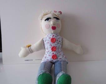 Daisy Ragdoll Handmade