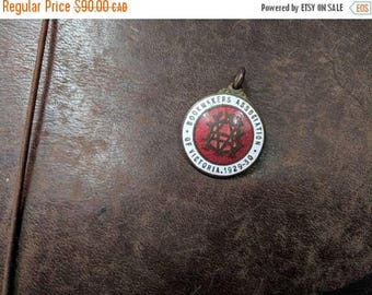 ON SALE Vintage Bookmakers Association of Victoria 1929-30 Fob