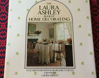 Laura Ashley Book of Home Decorating