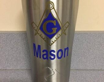 Mason Insulated Mug