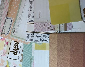 Project life Notes & Things 1/2 pack