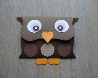 """""""OWL"""" photo album"""