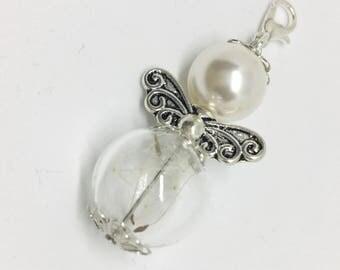 Dandelions - guardian angel pendant