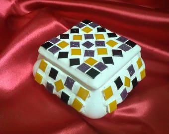 Mosaic box