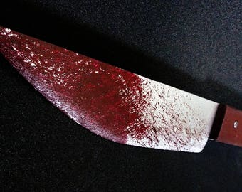 Yandere Knife - Chara Dagger- Knife - Cosplay Weapon Prop