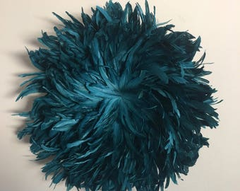 Juju Hat Style Wall Hanging - Peacock Green **PRE-ORDER**