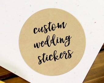 Wedding stickers Etsy