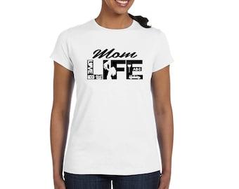 Mom Life - Mom Shirt -  Mom Gift