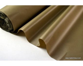 Water repellent for umbrella x50cm Tan polyester fabric
