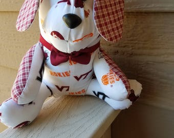 Virginia Tech Football Dog