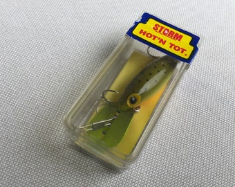 Storm Hot N Tot Pre Rapala H210 new in Unopened Box Deep Diver Watermelon Nice