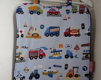 Kids towel - school canteen - unique - gift idea