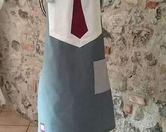 Kitchen apron with Chef's hat