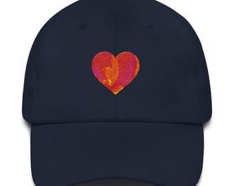 CSP Heart hat