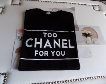 Too CHANEL for you