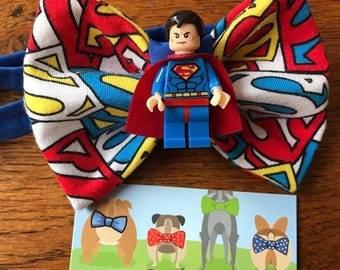 MiniFig Superman Bow